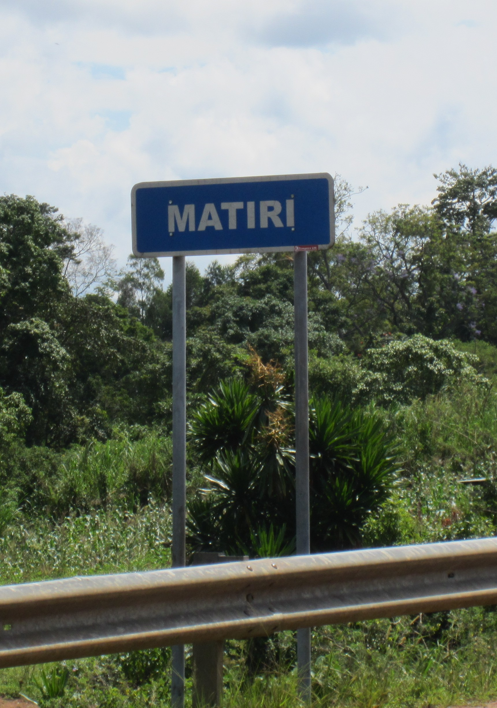 Welcome to Matiri